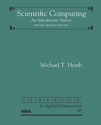 Scientific Computing: An Introductory Survey
